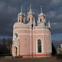 Чесменская церковь ( церковь Рождества Иоанна Предтечи). :: ТАТЬЯНА (tatik)