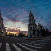 Пока город спит :: Николай Буклинский
