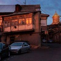 В Грузии любят BMW и  Mersedes :) :: Николай