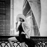 черно-белый мир :: Вадим Дорофеев