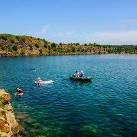 Лето на озере :: Юрий Шапошник