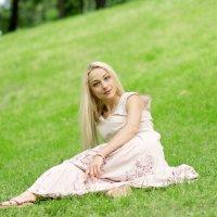травка зеленеет, солнышко блестит... :: Анастасия Лебедева