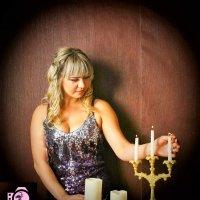 три свечи :: Любовь Потравных