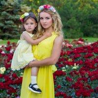 Лена и Кристина :: Алексей Варфоломеев