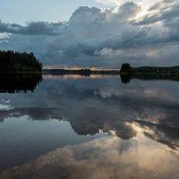 Озеро Михайловское Тверская область :: Ирина Малышева