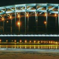 Большеохтинский мост :: Андрей Зайцев