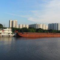 На Москве - реке :: Сергей Михальченко