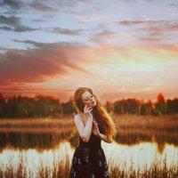 На закате :: Юлия Любченко