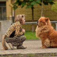 Злата и пёсик... #2 :: Андрей Вестмит