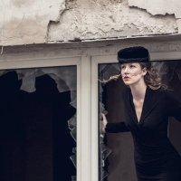Шик и нуар :: Ирина Луганская
