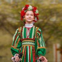 В народном костюме :: Nn semonov_nn