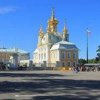 Двор Петра :: Александр Алексеенко