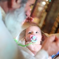 крещение младенца :: Елена Фотостудия ПаФОС