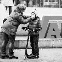 Бабушкина забота :: Светлана Шмелева