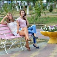 Летом В Парке :: Константин Шарун