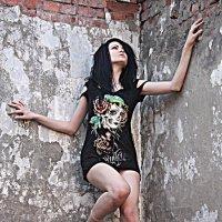 Фотосессия для рекламы фирмы одежды Sullen :: Ирина Тихоненко