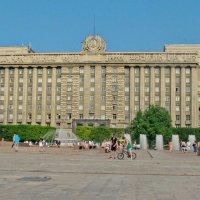 Московская площадь :: Олег Попков