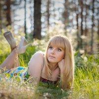В лесу :: Александр Нургалиев