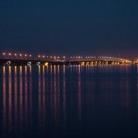 Мост Саратов-Энгельс :: Алексей Ефанов