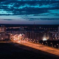наступает ночь :: Александр Тарасевич