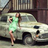 Ретро и современность: смешение стилей :: Игорь Чернышенко