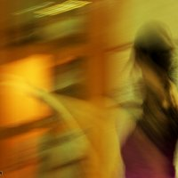 Раствориться в танце :: Марина Кулымова