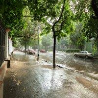 Слепой дождь :: Vitalii Shvaiko