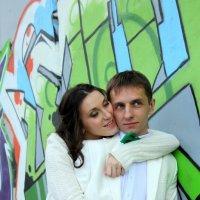 Свадьба без пафоса :: Мария Копысова