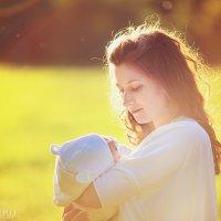 счастье материнства :: Ксения kd-photo