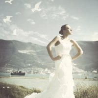 невеста :: Евгений Крищук