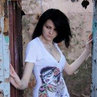 Фотосессия для рекламы фирмы Sullen :: Ирина Тихоненко