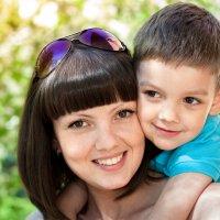 мама и сына :: Наталья Аракчеева