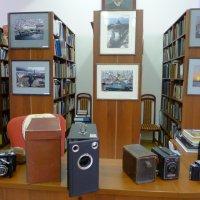 Часть коллекции старинных фотокамер. :: Харис Шахмаметьев