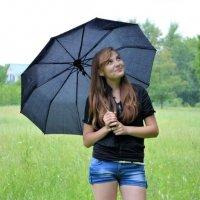 красивая девушка :: Denis Klimchuk