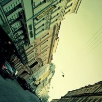 Глубокий город :: Елизавета Зверева