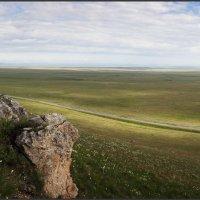 Салбыкская долина (степь) :: Евгений Герасименко