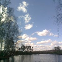 весна :: Надежда Ужанова