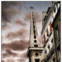 Paroisse Saint-Louis en l'Ile. Paris :: Yanina Gotsulsky