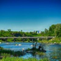 Река :: Егор Василихин