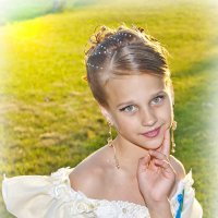 маленькая леди :: Юлия Коноваленко (Останина)