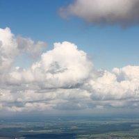 между небом и землёй :: Степан Миронов