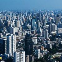 Бангкок с высоты птичьего полёта :: Александр Лядов