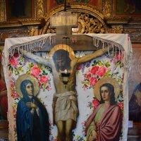 Спас в праздничном убранстве :: Борис Устюжанин