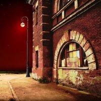 Одинокий фонарь :: Георгий Вересов