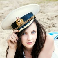 Кристина-морячка))) :: Александра Синичкина