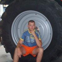 в колесе :: Саша Шугаев