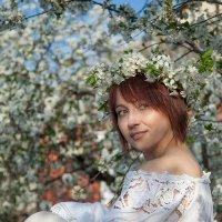 Девушка-весна :: Виталий Сидоренко