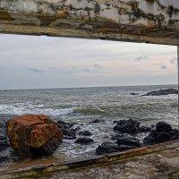 Шри-Ланка..Вид на океан. :: Валентина Потулова