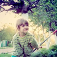 моя племяшка2 :: Александр Юрийчук