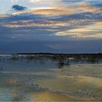 Восход на Мертвом море... :: Валентина Булкина